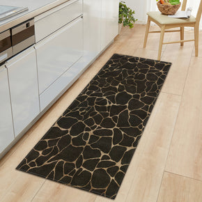 Marble Pattern Entryway Doormat Runners Rugs Kitchen Bathroom Anti-slip Mats 09