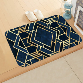 Marble Style Pattern Modern Simplicity Entryway Doormat Rugs Kitchen Bathroom Anti-slip Mats 27