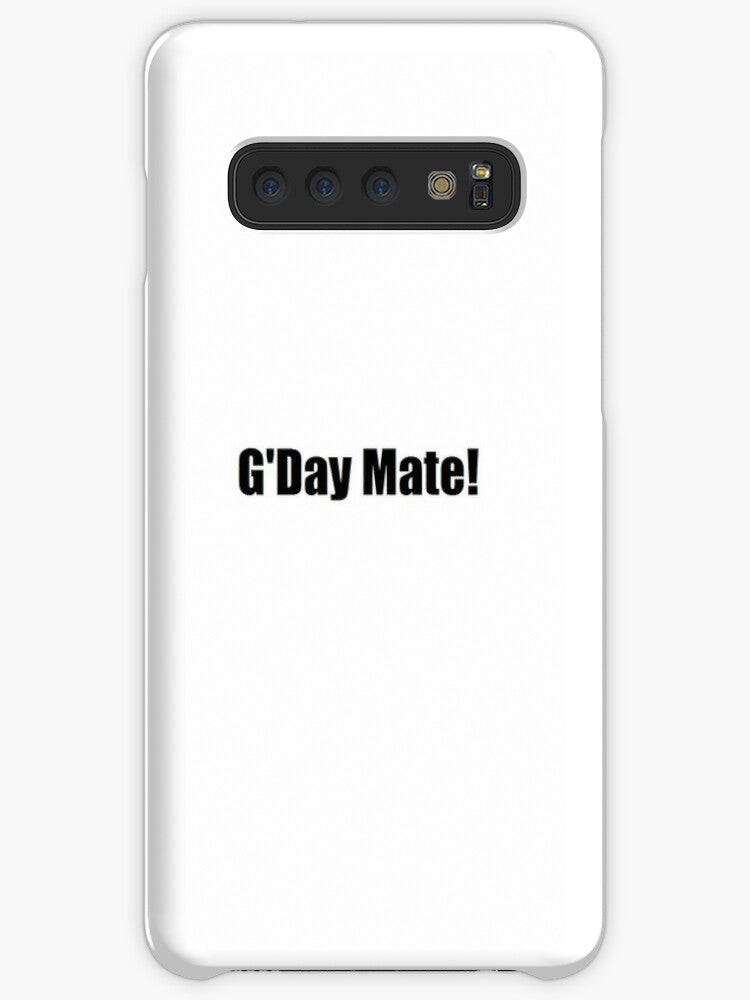 G'Day Coque Samsung S10