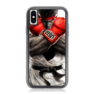 Street Fighter V Ryu Z4370 iPhone X, XS coque