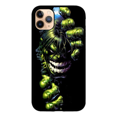 Superheroes The Incredible Hulk Z0047 iPhone 11 Pro Max coque