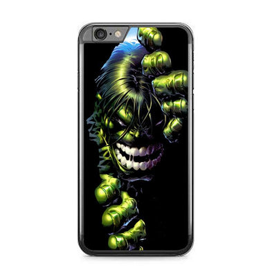 Superheroes The Incredible Hulk Z0047 iPhone 6 Plus, 6S Plus coque