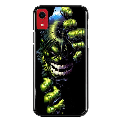 Superheroes The Incredible Hulk Z0047 iPhone XR coque