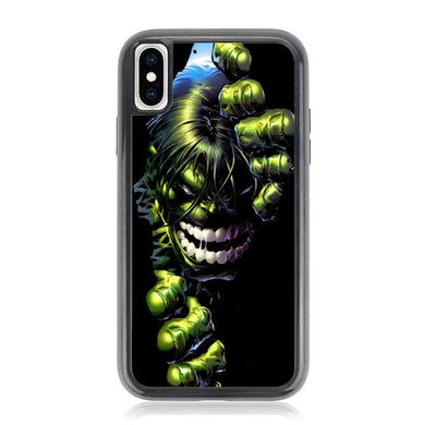 Superheroes The Incredible Hulk Z0047 iPhone XS Max coque