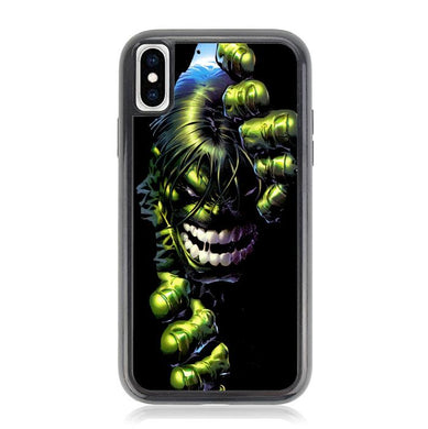 Superheroes The Incredible Hulk Z0047 iPhone X, XS coque
