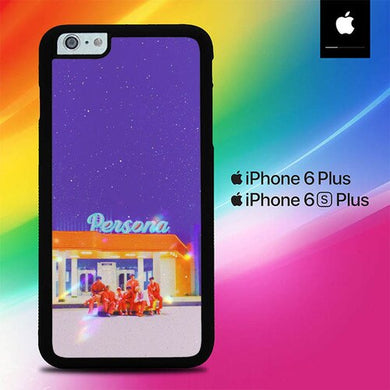 BTS Boy With Luv O6995 coque iPhone 6 Plus, 6S Plus