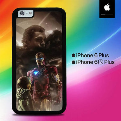 Avenger End Game Marvel O7212 coque iPhone 6 Plus, 6S Plus