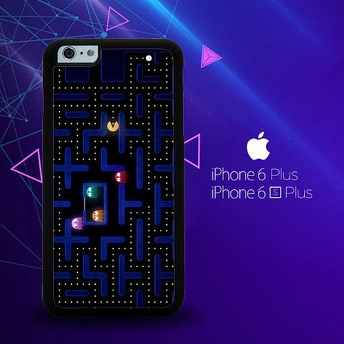Pacman Game Z0602 coque iPhone 6 Plus, 6S Plus