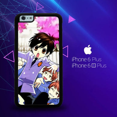 Ouran Highschool Host Club Z0659 coque iPhone 6 Plus, 6S Plus
