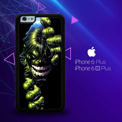 Superheroes The Incredible Hulk Z0047 coque iPhone 6 Plus, 6S Plus
