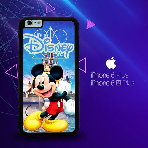 mickey mouse disney Z0548 coque iPhone 6 Plus, 6S Plus