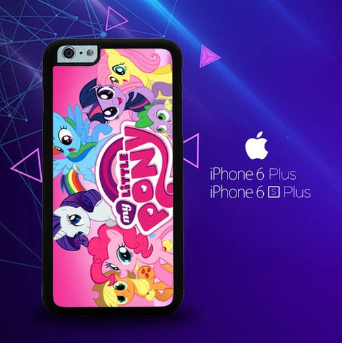 MY LITTLE PONY Z1358 coque iPhone 6 Plus, 6S Plus