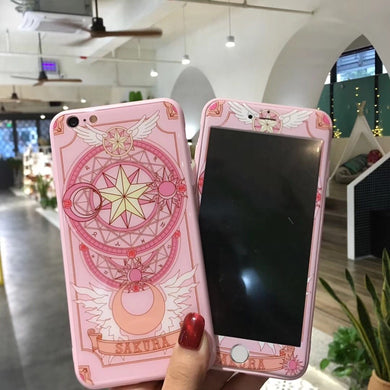 cardcaptor sakura coque iphone 6
