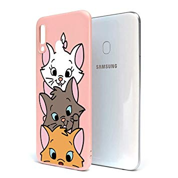 coque a40 samsung chat