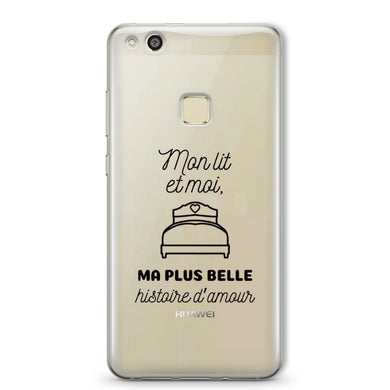 coque amour huawei p10 lite belle