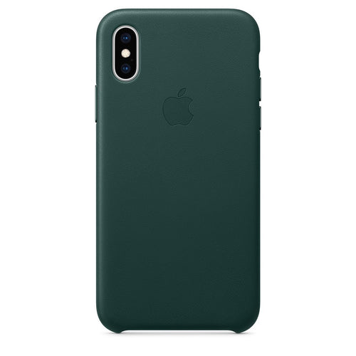 coque apple iphone xr cuir