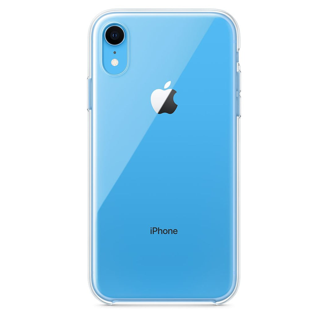 coque apple transparente iphone xr