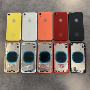 coque arriere chassis iphone 11