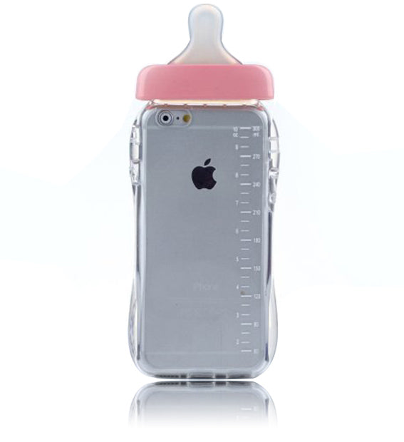 coque biberon iphone 6