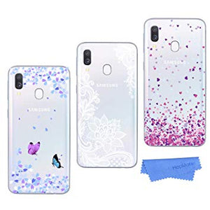 coque galaxy a40 fille