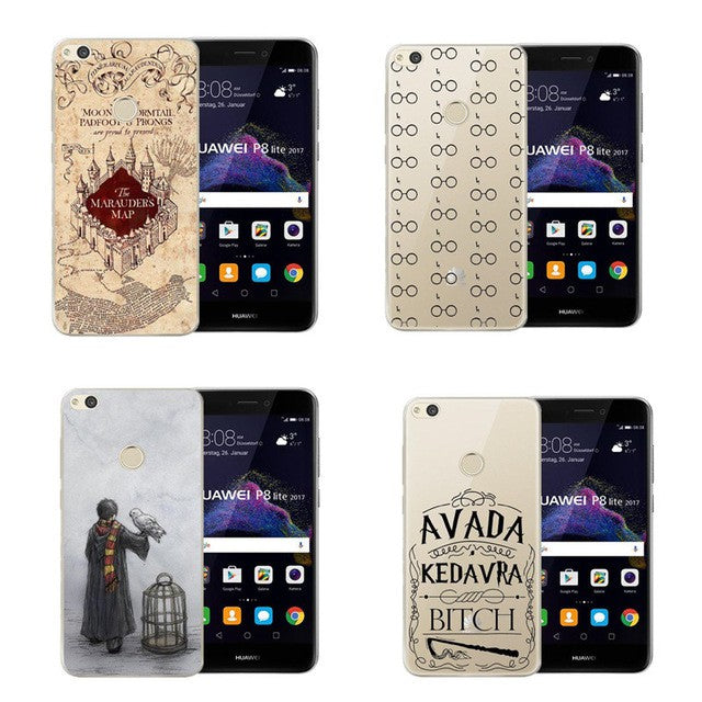 coque harry potter huawei p8 lite 2017