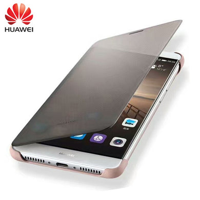 coque huawei mate 9 flip cover