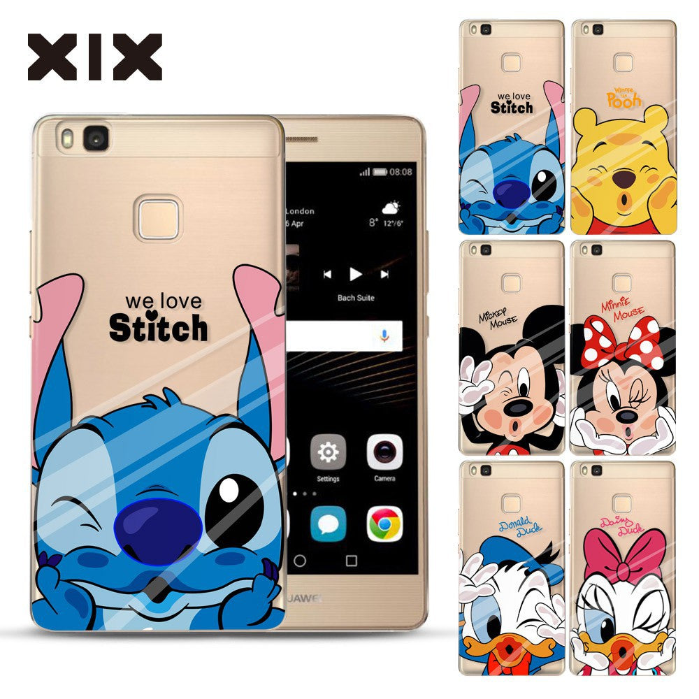 coque huawei p8 lite 2017 disney stitch