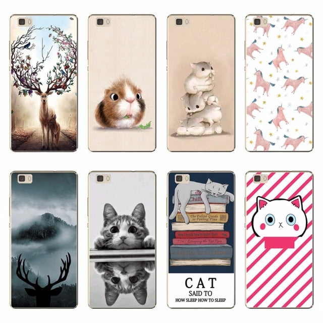 coque huawei p8 lite 2017 hamster