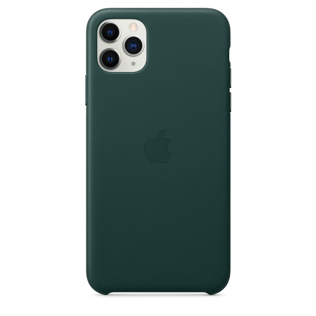 coque iphone 11 max cuir