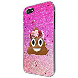coque iphone 4 caca emoji