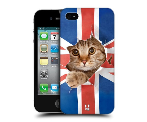 coque iphone 4 chaton