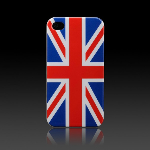 coque iphone 4 drapeau