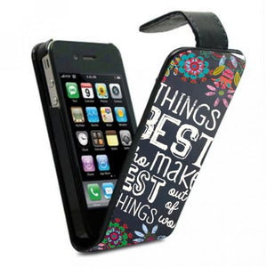 coque iphone 4 rabat