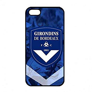 coque iphone 5 girondins de bordeaux