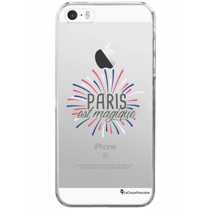coque iphone 5 magie