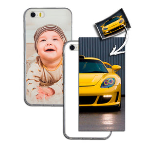 coque iphone 5 personnalisable photo