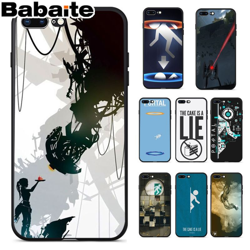 coque iphone 5 portal 2