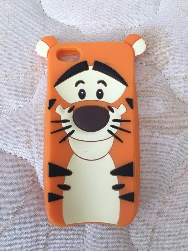 coque iphone 5 tigrou
