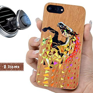 coque iphone 6 bois cheval