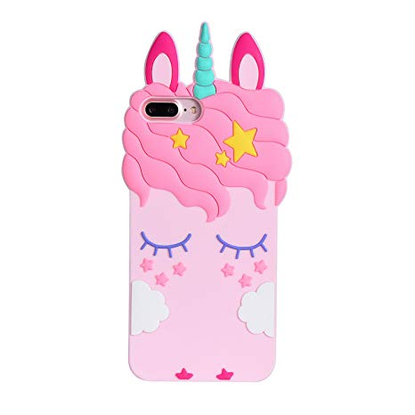 coque iphone 6 en forme de licorne