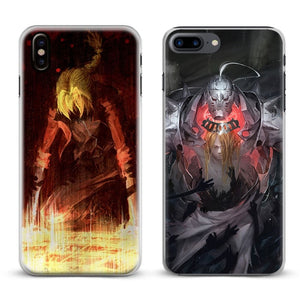 coque iphone 6 fullmetal alchemist