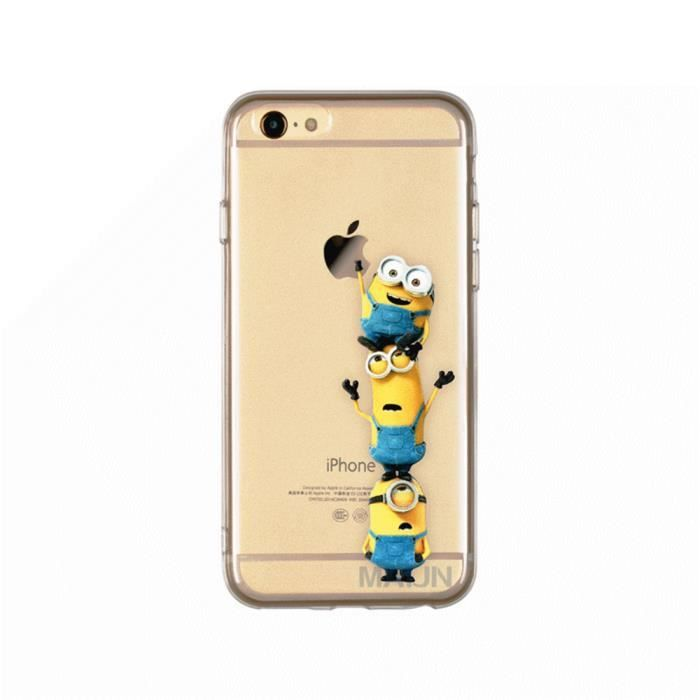 coque iphone 6 the minions
