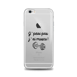 coque iphone 6 muscu