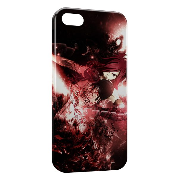coque iphone 12 fairy tail phone