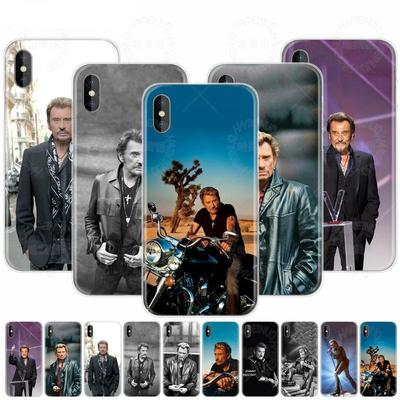 coque iphone 6 plus johnny hallyday