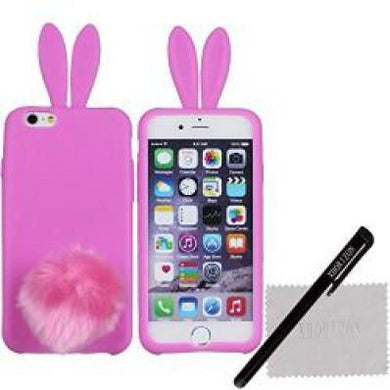 coque iphone 6 silicone lapin