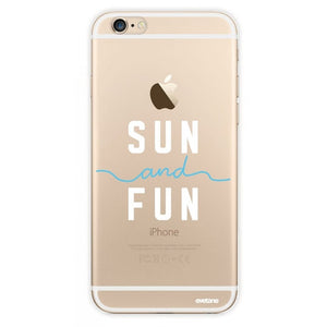 coque iphone 6 sun