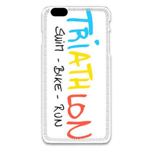 coque iphone 6 triathlon