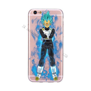 coque iphone 6 vegeta