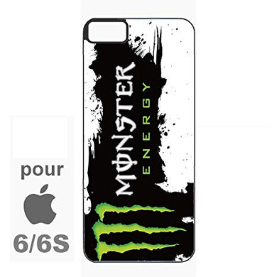 coque iphone 6s monster energy